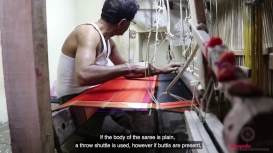 Embedded thumbnail for The Life Story of a Paithani Saree