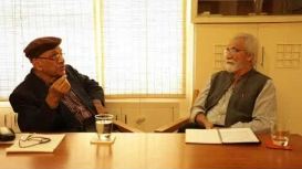 Embedded thumbnail for S. Irfan Habib in conversation with S. M. Razaullah Ansari: Modern Astronomy and Islamic Studies