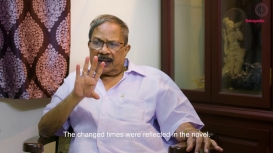 Embedded thumbnail for M.T. Vasudevan Nair in Conversation with Dr Sudha Gopalakrishnan: A Lifetime of Writing