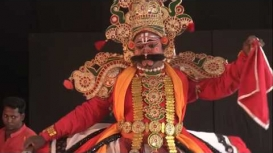 Embedded thumbnail for Koothu Performance of Krishna's Embassy