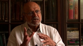 Embedded thumbnail for In Conversation with Shyam Benegal