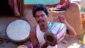 Embedded thumbnail for Making Music: crafting the Nagada in Bastar