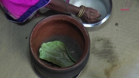Embedded thumbnail for Rice Steaming in Sarguja /  चावल पकाने की विधि , सरगुजा